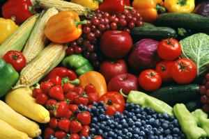 Cover photo for September - Fruit and Vegetable Month