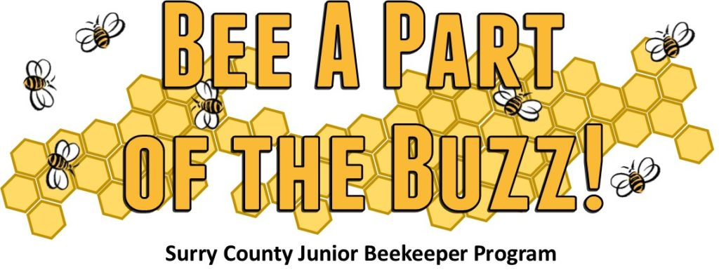 Bee a part of the buzz! Surry County Junior Beekeeper Program