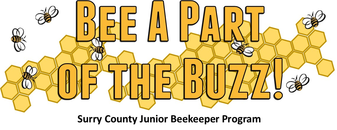 """""""Bee A Part of The Buzz!"""" Surry County Junior Beekeeper Program"""