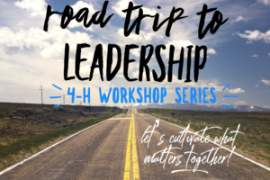 Cover photo for 4-H Road Trip to Leadership