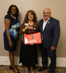 Cover photo for Seydel Cropps Receives State Award
