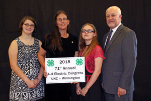 Image of 4-H Electric Congress participants