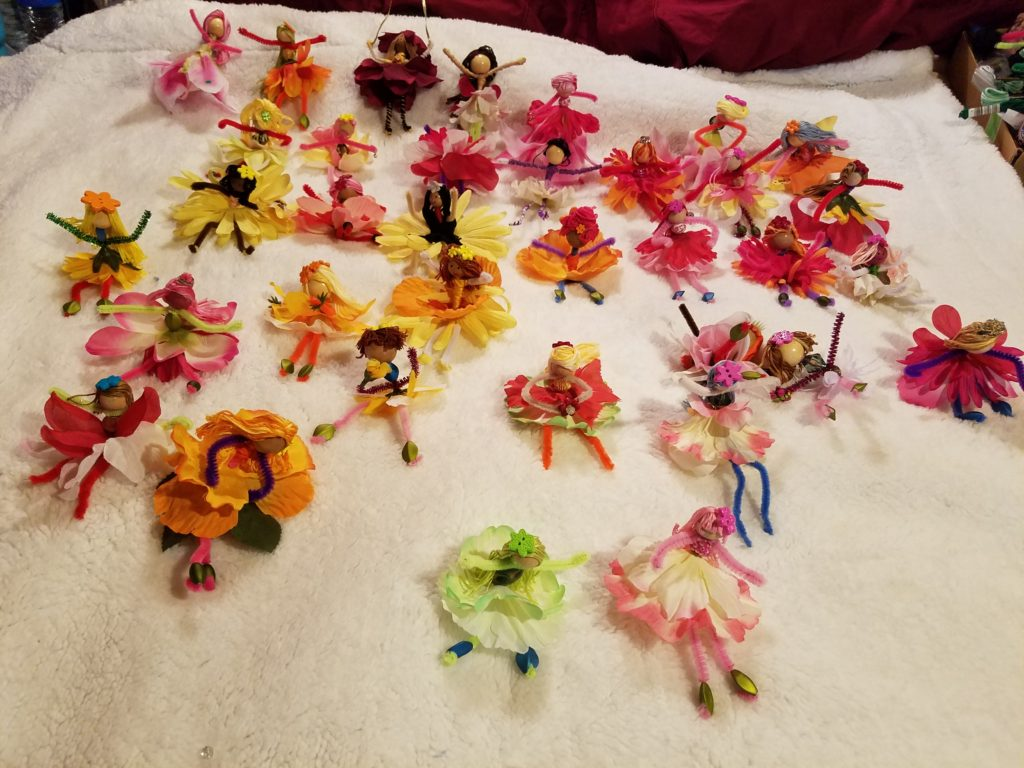 Image of flower fairies