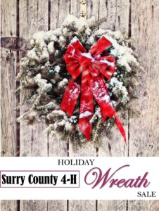 Cover photo for 4-H Holiday Wreath Sale