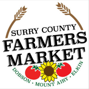 Surry County Farmers Market Logo
