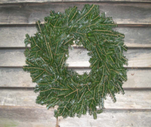 Photo of Fraser Fir Wreath