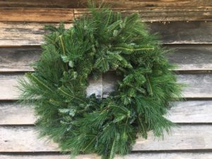 Photo of Fraser/White Pine wreath